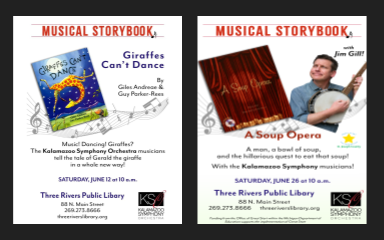Musical Storybooks