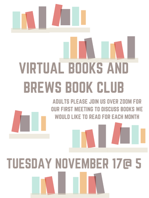 1st Virtual Books & Brews