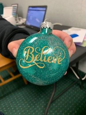 Creation Lab: Ornaments