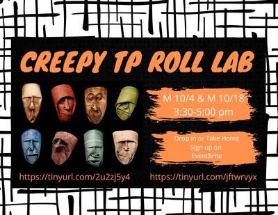 Creepy TP Roll Lab