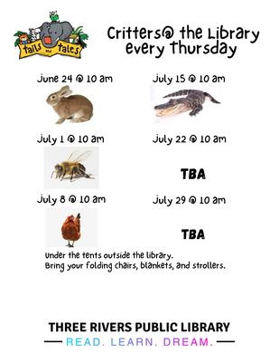 Critter Thursdays