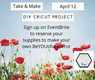 Take & Make BeYOUtiful Mirror Project