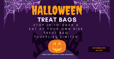 Eat at Your Own Risk Treat Bags