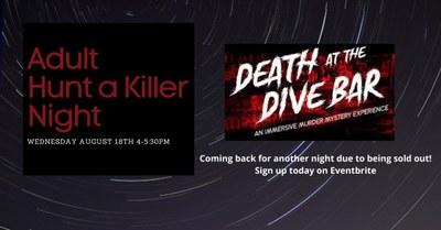 Hunt a Killer: Death at a Dive Bar