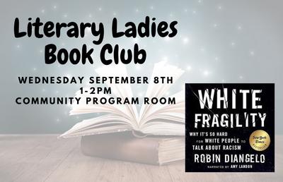 Literary Ladies Book Club
