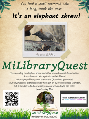 MiLibrary Quest