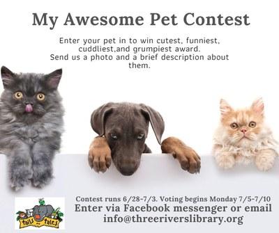 Pet Contest Voting