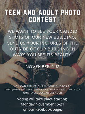 Teen & Adult Photo Contest