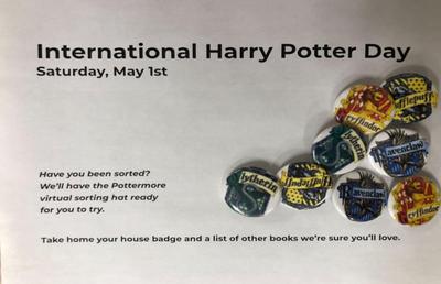 International Harry Potter Day