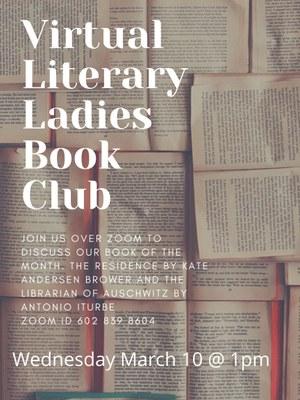 Virtual Literary Ladies Book Club