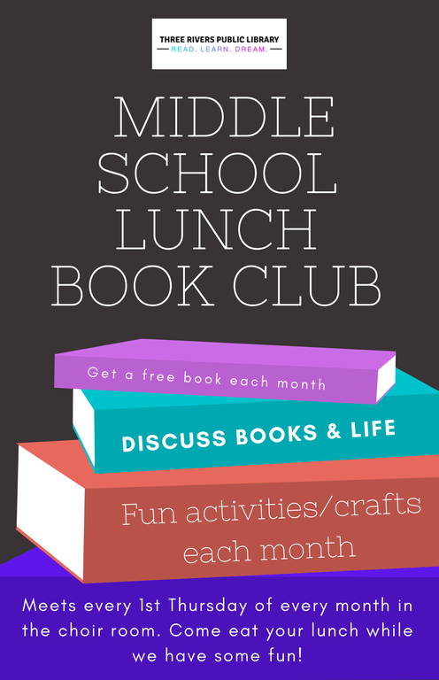 MS Lunch Book Club